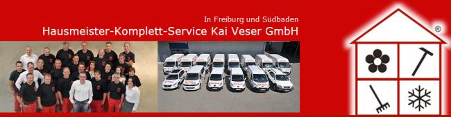 Hausmeister- Komplett-Service Kai Veser GmbH